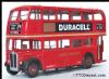 EFE 10101 S AEC Regent RT - London Transport - RT981 - Route 38 Victoria - PRE OWNED